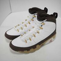 Nike Air Jordan 9 Retro Mop Melo Right Foot With Defect Men Shoe US10 302370-122