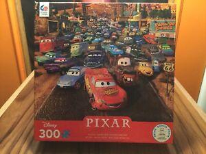 New Ceaco Disney Pixar Cars Series 2 Puzzle 300 pc.