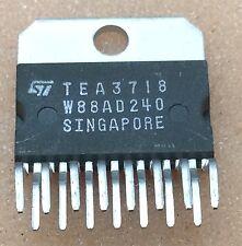 1 pc.  TEA3718  TEA3718SP  Motor Driver  par.  Multiwatt15