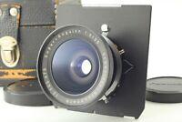 【MINT】 Schneider Kreuznach Super Angulon 90mm F8 Wide Lens From Japan 21142