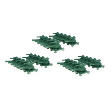 30pcs Military Model Toy Soldier Army Men Accessories- Artillery