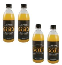4X ULTIMATE GOLD 16 OZ DETOX DRINK Works in One Hour! Detoxify,Cleans Impurities