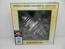 Postage Stamp Planes 1:100 Scale B-26 MARAUDER Baby Bumps II Airplane