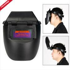 Auto Darkening Welding Helmet Mask Welders Arc Tig Grinding Solar Powered Safe