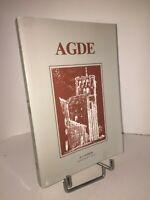 Histoire d'Agde par J. Picheire