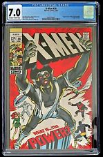 X-Men #56 1st appearance of the Living Monolith Marvel Comics CGC 7.0 (May 1969)