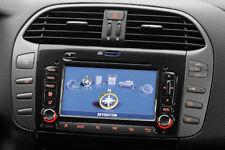 FIAT BRAVO RADIO NAVIGATORE CD MP3 ULTIMO MODELLO+ DECODIFICA