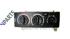 Renault Megane Scenic I 1996-1999 Heater Control Panel A/C Switch 662367T