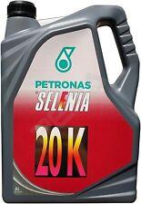 Genuine Petronas Selenia 20K 10W-40 Engine Oil 5 Litre