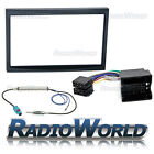 Peugeot 207 307 Stereo Radio Fitting Kit Fascia Panel Adapter Double Din