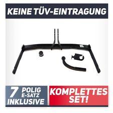 Für Audi A6 C7 4-Tür Limousine 11-17 Anhängerkupplung starr+E-Satz 7p