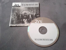 CD THE ALLMAN BROTHERS BAND - THE MILLENIUM COLLECTION / TOP