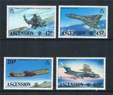 Ascension 1983 Manned Flight SG341/4 MNH