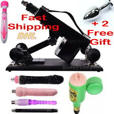 New Upd 2017 Sex Machine Automatic Fuc-king Love Machine Gun for a couple + gift
