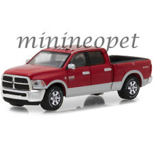GREENLIGHT 29953 2018 DODGE RAM 2500 PICK UP BIG HORN HARVEST EDITION 1/64 RED