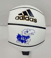 Adidas Kansas University Jayhawks KU Autograph-Able Basketball Official Promo