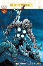 ULTIMATE COMICS 6 NEW ULTIMATES 2 Marvel Panini Comics - NUOVO