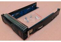 "New HP G8 Gen8 651314-001 3.5"" LFF SAS SATA HDD Tray Caddy 651320-001 DL380p G8"