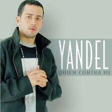 Yandel quien Contra mi CD New sealed