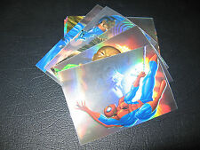 1995 MARVEL FLAIR ANNUAL HOLOMOTION 12 CARD CHASE SET