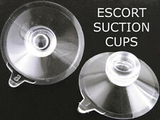Escort Radar Detector Windshield Suction Cups 7500 8500 X50 9500i 9500ix Solo S2