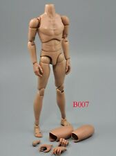 Custom 1/6 Scale Version 5.0 Narrow Shoulder Body B007 12mm Taller With Neck