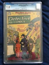 Detective Comics #175 CGC 1.8, CREAM to OFF-WHITE Pages (Sep 1951, DC)