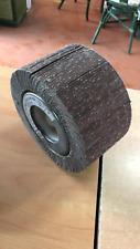 Roue à lamelles GW 200x100 GRAIN 400 Pour ancien touret alésage 69 mm