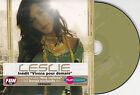 CD CARDSLEEVE LESLIE VIVONS POUR DEMAIN 2T DE 2005