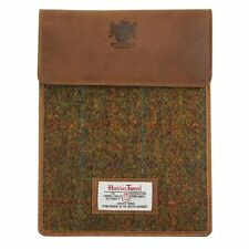 Harris Tweed Stornoway Marrón Tablet Mini caso