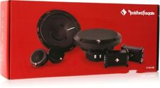 "Rockford Fosgate P165SE 240 Watt 6.5"" Punch Series Euro Fit 2-Way Components NEW"