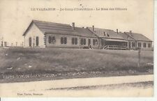 BI32. Vintage French Postcard. Valdahon training camp. The Officers Mess