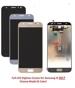 Full LCD Digitizer Screen Display Replacement Part for Samsung J3 2017 & Pro New