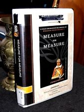 Measure for Measure by Shakespeare / Various Unabridged Audiobook Cassettes