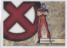 2011 Upper Deck Marvel Beginnings Series 1 X-Men Die-Cuts #X-41 Thunderbird 0p3