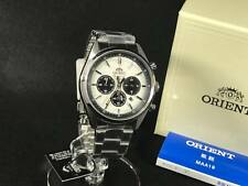 ORIENT WV0041TX Neo70's Solar chronogragh Watch Made in Japan from Japan New F/S