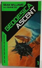 Geodesica Ascent Sean Williams Shane Dix PB Science Fiction Book sci-fic Fantasy