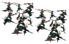Warhammer 40K Dark Eldar Hellions x10 - Gangs of Commorragh - Shipped Free