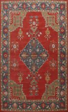 Hand-Tufted Traditional Floral Oriental Area Rug Wool Dining Room 9x12 Carpet