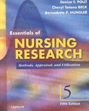 # SHIPS DAILY # Essentials of Nursing Research : Methods Appraisal & Utilization