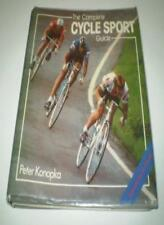The Complete Cycle Sport Guide,Peter Konopka