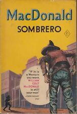 Sombrero : William Colt MacDonald
