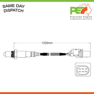OEM Pre-Cat Oxygen Sensor For Mercedes Benz C180 C204 / S204 / W204 1.8L