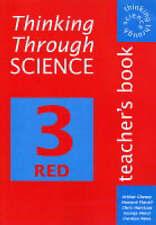 Thinking Through Science Year 9 Teacher's Book 3 Red (Bk. 3) by Cheney, Arthur,