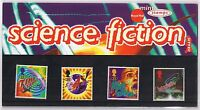 GB Presentation Pack 258 1995 Science Fiction 10% OFF 5