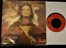 FRENCH 45 & PICTURE SLEEVE Marie Laforet Polydor 2056-090 LaCavale and Pegao