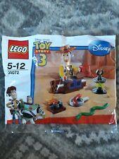 Lego Toy Story 3 Woody's Camp-out Bolsa De Polietileno 30072 Totalmente Nuevo Sellado