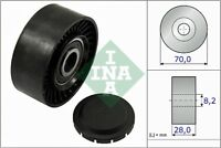 INA V-Ribbed Belt Deflection Guide Pulley 532 0468 10 532046810 - 5 YR WARRANTY