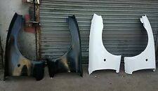 MAZDA MX5 MK2/2.5 FIBREGLASS FRONT WINGS RUST FREE VERY GOOD QUALITY UK