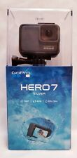 GoPro HERO 7 HD 4K30 Waterproof Action Camera 10MP Silver CHDHC-601 New